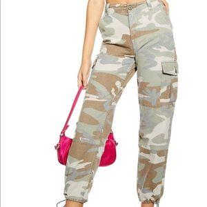 NWT Topshop Cargo Pants
